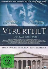 DVD NEU/OVP - Verurteilt - Der Fall Jefferson - Don Cheadle & Mekhi Phifer