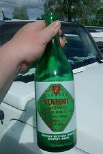 Newport bottling ACL soda bottle