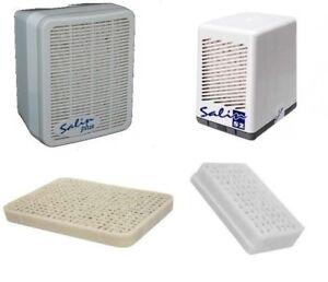 Salin Plus,S2 Salz Luft Filter,Luftreiniger Allergiker,Pollenallergie,Inhalierer
