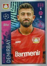 Topps Match Attax Champions League Sticker CL 19/20  Nr. 72 Kerem Demirbay Bayer
