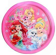 Disney Princess/Fairies Clocks for Children