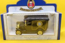 Oxford Diecast Morris Bull Nose Van with Bedfordshire Festival decals