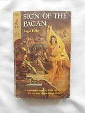 THE SIGN OF THE PAGAN-ROGER FULLER-(JULY,1955)-A CARDINAL EDITION-C-182