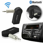 3.5MM Wireless Bluetooth 3.0 Stereo Car Audio Music Receiver Adapter A2DP-Black