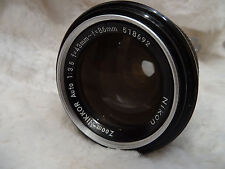 Nikon Nikkor f3.5 43-86mm LENTE OTTICA mozzafiato
