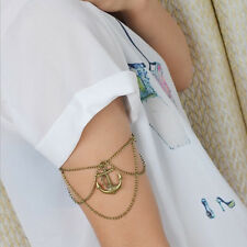 Retro Style Anchor Upper Arm Cuff Armlet Armband Bangle Charming Bracelet Top