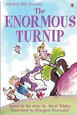 The Enormous Turnip: Level 3 by Katie Daynes (Hardback, 2006)
