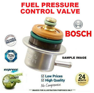BOSCH PRESSURE CONTROL VALVE for BENTLEY TURBO R 6.7 1988-1998