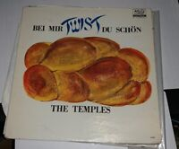 Temples Bei Mir Twist Du Schön 1962 Popcorn Rare Klezmer Mod Rocker Tittyshaker