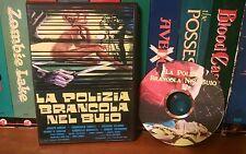 La Polizia Brancola Nel Buio (1975)- Ultra rare Italian Giallo film. Slasher