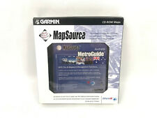 Garmin MapSource MetroGuide Australia v.4.00 eTrex Vista Legend GPSMAP 76 176