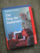 Der Ring der Gedanken - Andreas Schlüter Computerkrimi