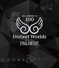 Distant Worlds Music From Final Fantasy The Journey Of 100 Blu-ray Region-A JPN