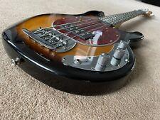 More details for aslin dane electric bass guitar 4 string stingray