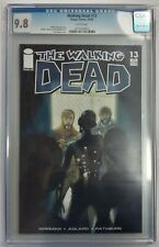 Image THE WALKING DEAD #13 CGC 9.8 Free Shipping!