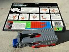 G1 TRANSFORMERS 1989 OVERLOAD Autobot MICROMASTER & CARD w/ Tech Specs