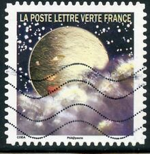 TIMBRE FRANCE  AUTOADHESIF OBLITERE N° 1335 / CORRESPONDANCES PLANETAIRES