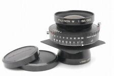 Fuji Fujinon W 300mm f/5.6 f 5.6 Lens w/Copal Board *427044