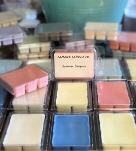 Amazingly Scented! Soy Wax Melts, tarts, Candle Wax Melts - (BUY 3 GET 1 FREE)