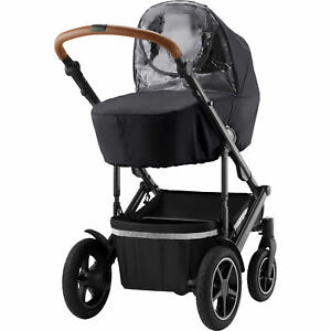 Britax Romer Carrycot Rain Cover for SMILE III Pushchair Stroller