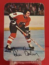 New listing 🔥 1976-77 Topps Glossy Insert NHL Ice Hockey Card #12 BILL BARNER FLYERS 🔥
