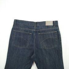 SPORTSCRAFT - Blue Straight Leg Pure Cotton Denim Jeans Women's Size 34 #201311
