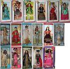 #09 BARBIE- poupée mattel-dolls de Le World - choisir : Princesse Festivals
