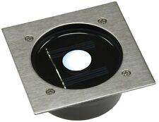 20839 LED Solar Bodenstrahler Strahler IP44 Dämmerungssensor befahrbar 2t