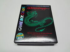 Wizardry Nintendo Game Boy Color Japan NEW