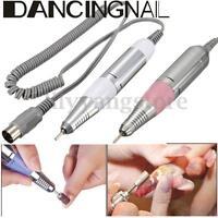 Pro Electric Nail Drill File Machine Replacement Pen Manicure Pedicure Bit Tool