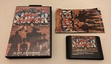Super Street Fighter 2 The New Challengers Sega Megadrive Complete PAL Capcom
