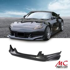 For 2009-2012 Nissan 370Z Z34 NIS Urethane Front Bumper Lip Spoiler Body kits