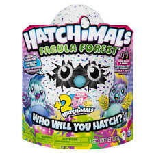 Hatchimals Fabula Forest – Hatching Egg with Interactive animal toy - NEW