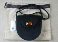 NEW WITH TAGS-Tory Burch Velvet Jewel Shoulder Bag