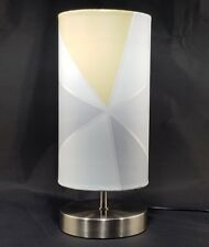 Geometric Table Lamp Light Modern Bedroom Bedside Lamps Girls Apex Yellow Gifts
