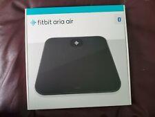 Brand New Fitbit - Aria Air Digital Bathroom Scale - Black