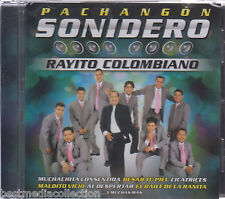 SEALED - Rayito Colombiano CD Pachangon Sonidero INCLUDES 20 Tracks BRAND NEW