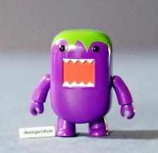Domo Qee Series 5 Purple With Green Top 2/15 Rarity