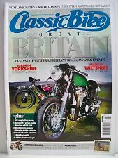Classic Bike Magazine. July, 2008. Made in Yorkshire 1929 Scott 2-Stroke.