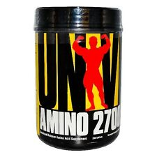 Universal AMINO 2700 Sustained Release Aminos - 350 tablets STRENGTH, RECOVERY