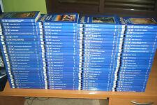 COLECCION AVENTURAS JULIO VERNE COMPLETA, 100 LIBROS ORBIS 1986.