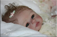 EDEN MAY  DOLL KIT UNPAINTED PARTS TO MAKE REBORN BABY