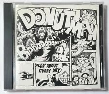 Donutman Play About Every Day CD Japanese Punk