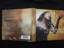 COFFRET 2 CD CECILIA BARTOLI / SOSPIRI / PRESTIGE EDITION /