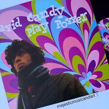 THE MAKE UP IAN SVENONIUS as DAVID CANDY PURPLE VINYL LP 2001 OG EX RARE