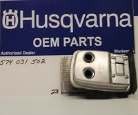 Genuine OEM  Husqvarna 574031502 Lawn & Garden Equipment Engine Muffler