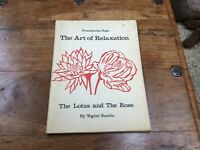 Pranayama Yoga The Art of Relaxation The Lotus and The Rose, Sunita, Yogin 1965
