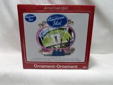 American Greetings Carlton Cards American Idol Ornament Sound
