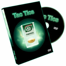Tac Tics by Jonathan Egginton - DVD - Magic Tricks
