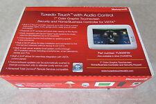 NIB Honeywell Tuxedo Touch TUXWIFI W Color Keypad 60 Day Returns ver 5.3.9.0